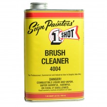 1Shot : Brush Conditioner & Cleaner 946ml : By Road Parcel Only