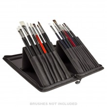 Jackson's : Brush Case For Long Handle Brushes : 39x36cm Open