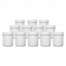 Studio Essentials : Storage Cup : 4.7x5.7cm : Set of 12