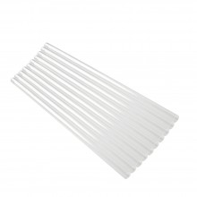 Jackson's : Transparent Plastic Brush Head Protector : 7.3x250mm : Pack of 10