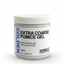 Golden : Extra Coarse Pumice Gel : 236ml