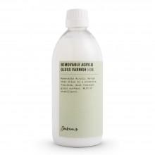 Jackson's : Entfernbarer Acrylfirnis : 500ml : Glänzend