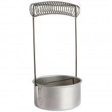 Pinsel Scheibe Metall