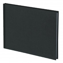 Montana Sketchbook Black 120gsm Landschaft A4