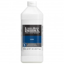 Liquitex White Gesso 946ml