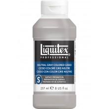 Liquitex farbig Gesso Neutral grau 237ml Flasche