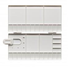 Palette Plastik: Große 10 x 4 unterheben.