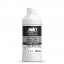 Liquitex : Professional : Pouring Medium : 473ml : Iridescent