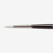 10 Jacksons ARTICA synthetische weißer Toray Pinsel: Baureihe 111