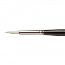 12 Jacksons ARTICA synthetische weißer Toray Pinsel: Baureihe 111
