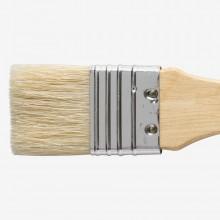 Dünne Lily Bristle Brush - 1,5 Zoll