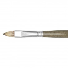 Escoda: Tadami Mongoose Filbert-Pinsel-Serie 4060-Größe 14