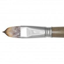 Escoda: Tadami Mongoose Filbert-Pinsel-Serie 4060-Größe 22