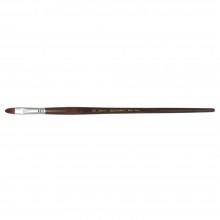 Escoda: 12 Teijin Bright Öl / Acryl Pinsel Serie 4150