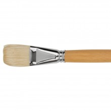 Escoda: Extra lang behandelt Hog Pinsel (60cm) S.4636 flach ~ Größe: 30