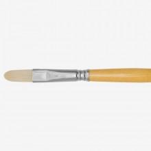 Escoda: 12 Chungking Borste Hog lange Filbert-Pinsel-Serie 4729