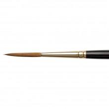 Jacksons Kolinsky Rotmarderhaar Pinsel Liner 4er 921