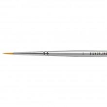 Jacksons Silverline Aquarell Pinsel: Serie 986 Runde: Größe 1