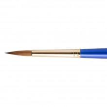 Daler Rowney Sapphire Pinsel: Serie 85 runden Größe 8