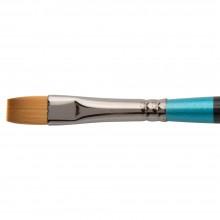 Daler Rowney : Aquafine Watercolour Brush : Af62 Flat Shader : 10