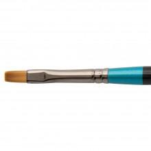 Daler Rowney : Aquafine Watercolour Brush : Af62 Flat Shader : 6