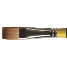 Daler Rowney : System 3 : Acrylic Brush : Sy41 Lh Bright : 12
