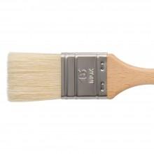 Escoda: 15 CLASICO: Mottler weiße Borste Matt lackiert Holzgriff