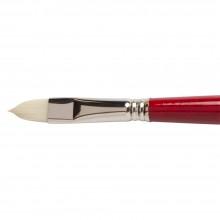 Escoda: 14 MARFIL: Filbert synthetische Chengdu rot lange behandeln
