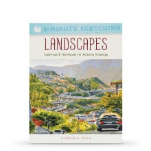 5-Minute Sketching: Landscapes: Super-Quick Techniques for Amazing Drawings : Book by Virginia Hein