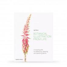 Botanical Illustration From Life : Book by Isik Guner