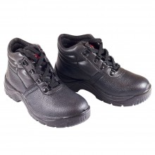 RTF Granville : Work Boots with Steel Toe Cap : Size 3