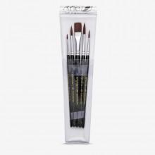 Pro Arte : Scholarcryl : Brush Wallet Set of 5