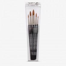 Pro Arte : Scholar Sablene : Brush Wallet Set of 5