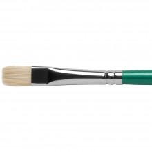 Pro Arte: Brush - Serie A Hog - kurze Flat - Größe 5