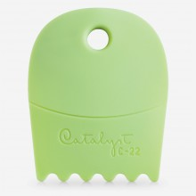 Princeton : Catalyst Contour Painting Tool : Green 22