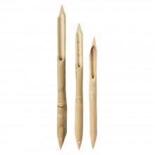 Chinesische Malerei: Bamboo Pen: 3er Set