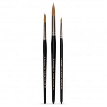 Rosemary & Co : Watercolour Brush : Set of 3