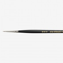 Da Vinci: Maestro Tobolsky Kolinsky Red Sable Serie 10 Größe: 3/0