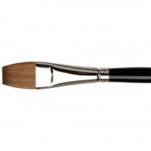 Da Vinci: Maestro Kolinsky Sable Tobolsky flach Grösse 16