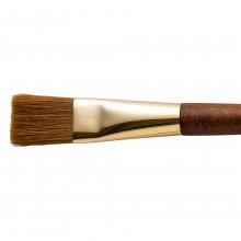 Isabey : Syrus : Watercolour Brush : Series 6239i : Flat : Size 6