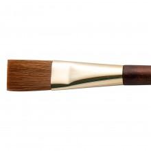 Isabey : Syrus : Watercolour Brush : Series 6239i : Flat : Size 8
