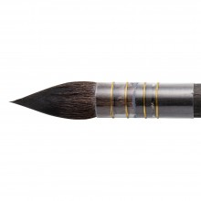 Tintoretto : Feltracco : Synthetic Watercolour Brush : Series 1407 : Mop : Size 18
