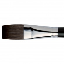 Da Vinci : Casaneo : Synthetic Watercolour Brush : Series 5898 : Flat : Size 24