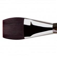 Da Vinci: TOP-ACRYL flach synthetische Pinsel: Größe 50: Serie 7185