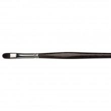 Da Vinci: TOP-ACRYL FILBERT synthetische Pinsel: Größe 6: Serie-7485