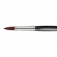 Da Vinci: TOP-ACRYL Runde synthetische Pinsel: Größe 16: Serie 7785