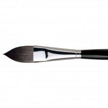 Da Vinci : Casaneo : Synthetic Watercolour Brush : Series 898 : Oval : Size 16