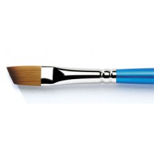 Winsor & Newton : Cotman Brush : Series 667 : Angled : 1/4in