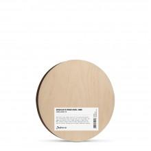 Jackson's : 31mm Circular Plywood Panel : 30cm Diameter