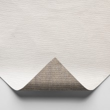 Belle Arti : CL007 Fine Linen : 327gsm : Oil Primed : 10x15cm : Sample : 1 Per Order